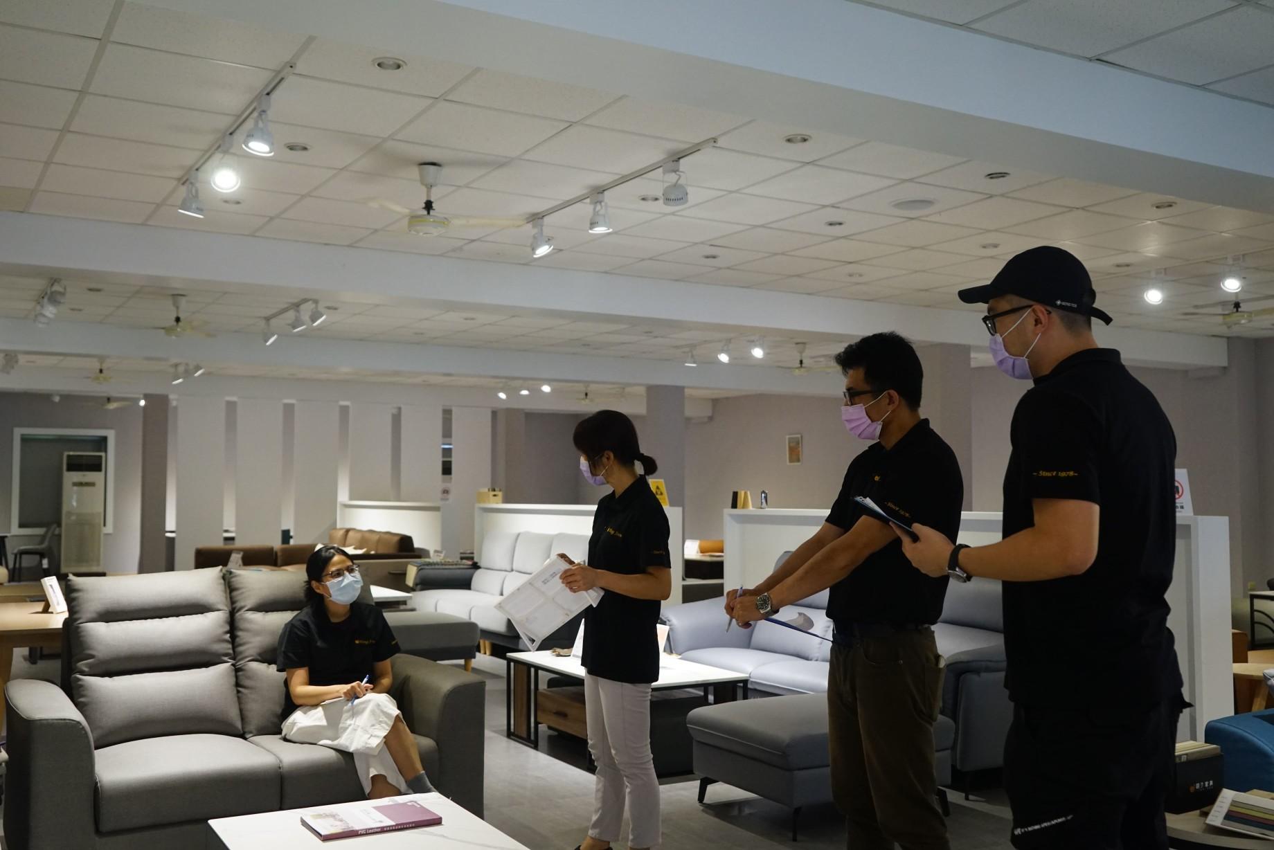 明久家具台南店專業顧問團隊,為您推薦台南最適合您的家具產品!