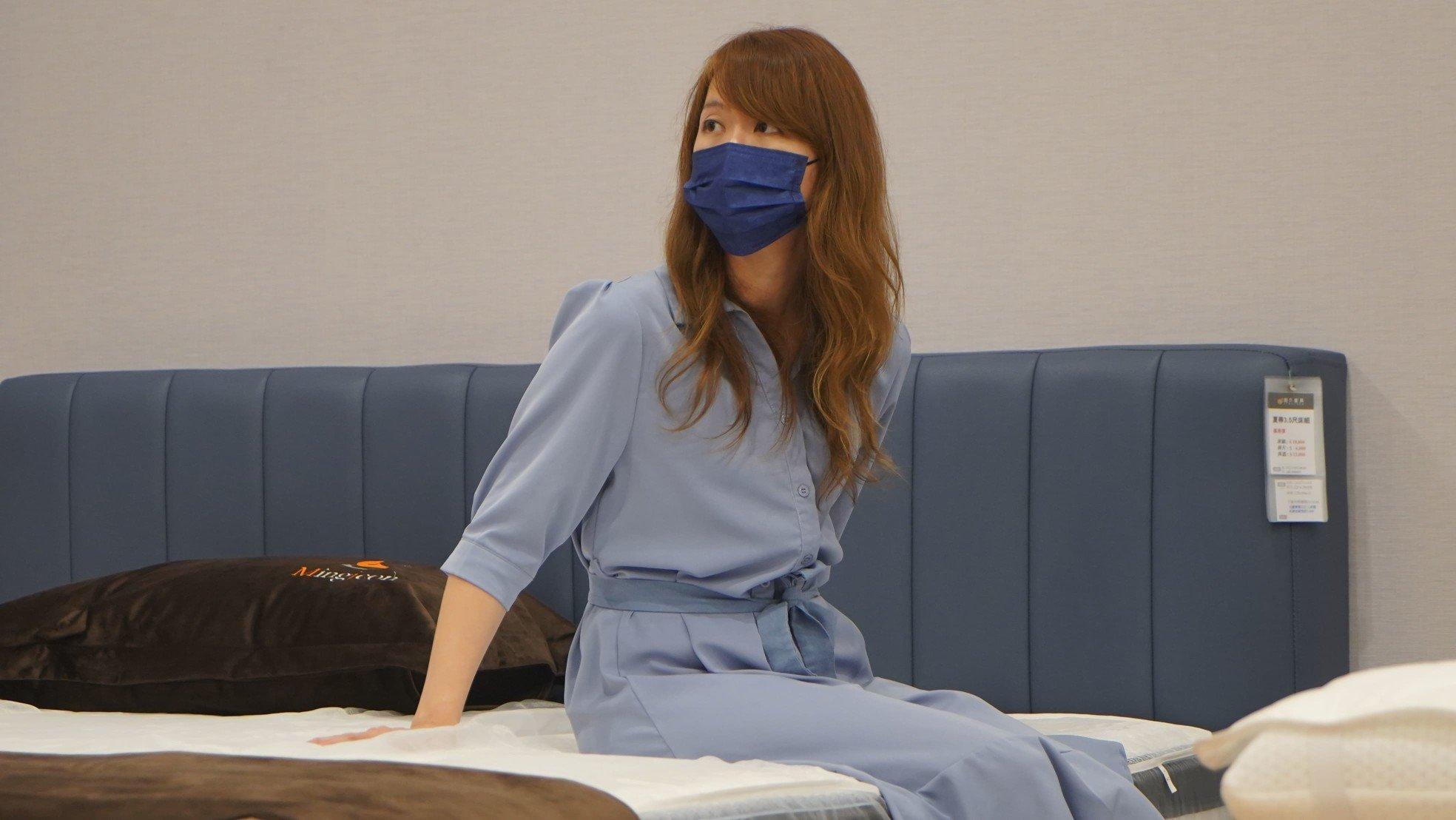 【熱血玩台南】體驗明久床墊區